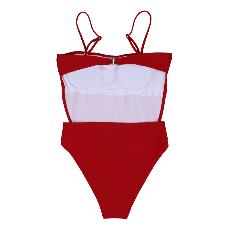 PIPER One-Piece - Scarlet