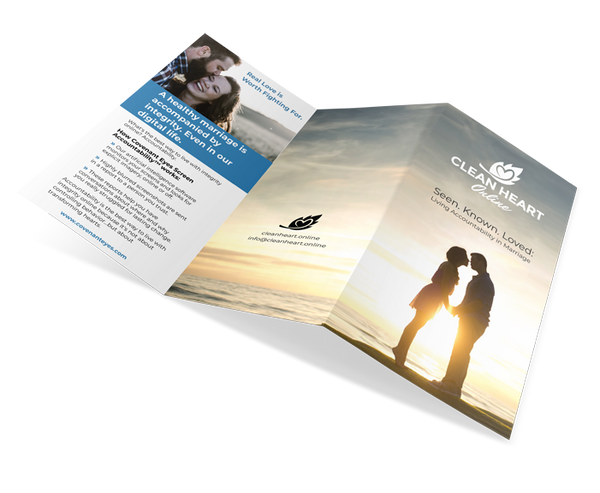 Marriage Preparation and Enrichment Brochure (Pack of 25)