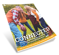 Connected Book: How Strong Family Relationships Lead to Internet-Safe Kids