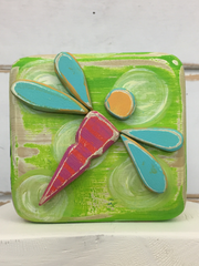 Dragonfly Block - Binki Creations by Mary Beth