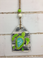 Sea Turtle Tag