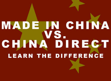 The Difference Between China Direct and Made in China Parts