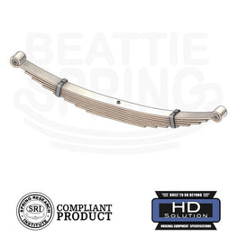 Chevy GMC - C3500HD Chassis Cab - Leaf Spring (Rear, 8 Leaves, Heavy Duty)