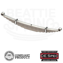Chevy/GMC - G 10 / 1500 / 20 / 2500 / 30 / 3500 Express Van - Leaf Spring (Rear, 9 Leaves)