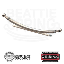 Chevy GMC - 1500/2500 Pickup Truck - Leaf Spring (Rear, 5 Leaves)