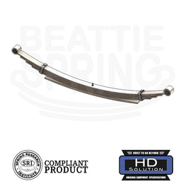 Chevy GMC - 1500/2500/3500 Pickup Truck - Leaf Spring (Rear, 6 Leaves, Heavy Duty)