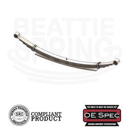 Chevy GMC - 1500/2500/3500 Pickup Truck - Leaf Spring (Rear, 6 Leaves)