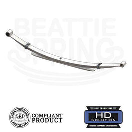 Chevy GMC - Astro/Safari - Leaf Spring (Rear, 4 Leaves, Heavy Duty)