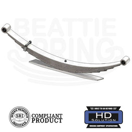 Chevy GMC - C/K/R 10/15/20/25/K5 Blazer/Jimmy - Heavy Duty Leaf Spring (Rear, 8/1 Leaves)