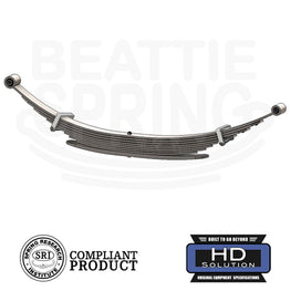 Chevy GMC - C10/C20/C30/K30/Suburban - Heavy Duty Leaf Spring (Rear, 9 Leaves)