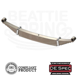 Chevy - C/R K/V 10/20/30 - Leaf Spring (Rear, 10 Leaves)
