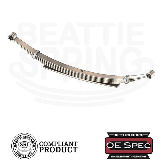 Chevy GMC - Pickup Truck - Leaf Spring (Rear, 6 Leaves)
