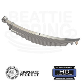 Chevy GMC - Kodiak/Topkick - Leaf Spring (Rear, 11 Leaves 6/5)