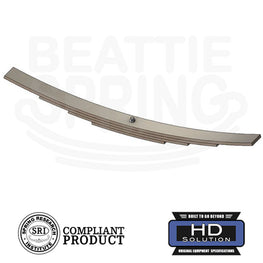 Chevy GMC - Kodiak/Topkick - Heavy Duty Helper Leaf Spring (Rear, 4 Leaves)