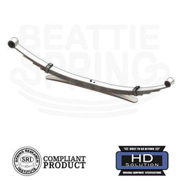 Dodge - Ram 1500 - Leaf Spring (Rear, 5 Leaves, Heavy Duty)