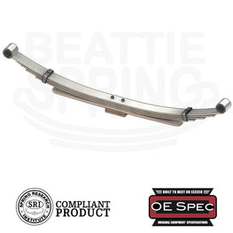 Dodge - Ram 2500/3500 - Leaf Spring (Rear, 4/1/2PD)