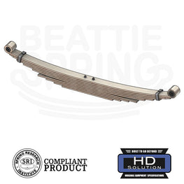 Sterling Bullet 4500 5500 - Heavy Duty Leaf Spring (Rear, 9 Leaves)