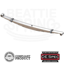Dodge - W Series 150 200 250 300 350 - Leaf Spring (Front, 6 Leaves)