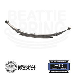 Ford - F-150 - Leaf Springs (Rear, 5 Leaves, Heavy Duty)