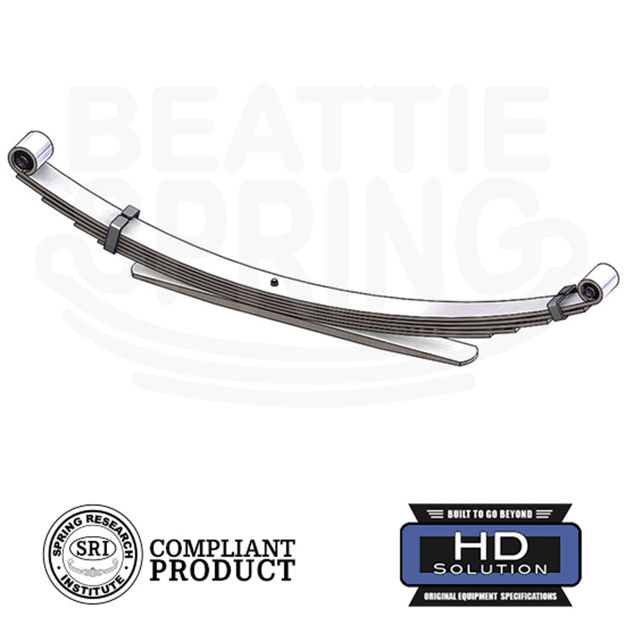 Ford - F-250/F-350 SuperDuty - Leaf Spring (Rear, 6 Leaves, Heavy Duty)