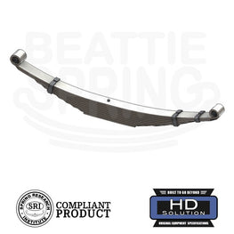 Ford - F-250/F-350 SuperDuty Chassis Cab - Leaf Spring (Rear, 10 Leaves, Heavy Duty)