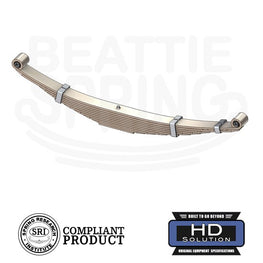 Ford - F-450/F-550 SuperDuty - Leaf Spring (Rear, 10 Leaves, Heavy Duty)