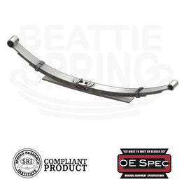 Ford - F-150 - Leaf Spring (Rear, 4 Leaves)