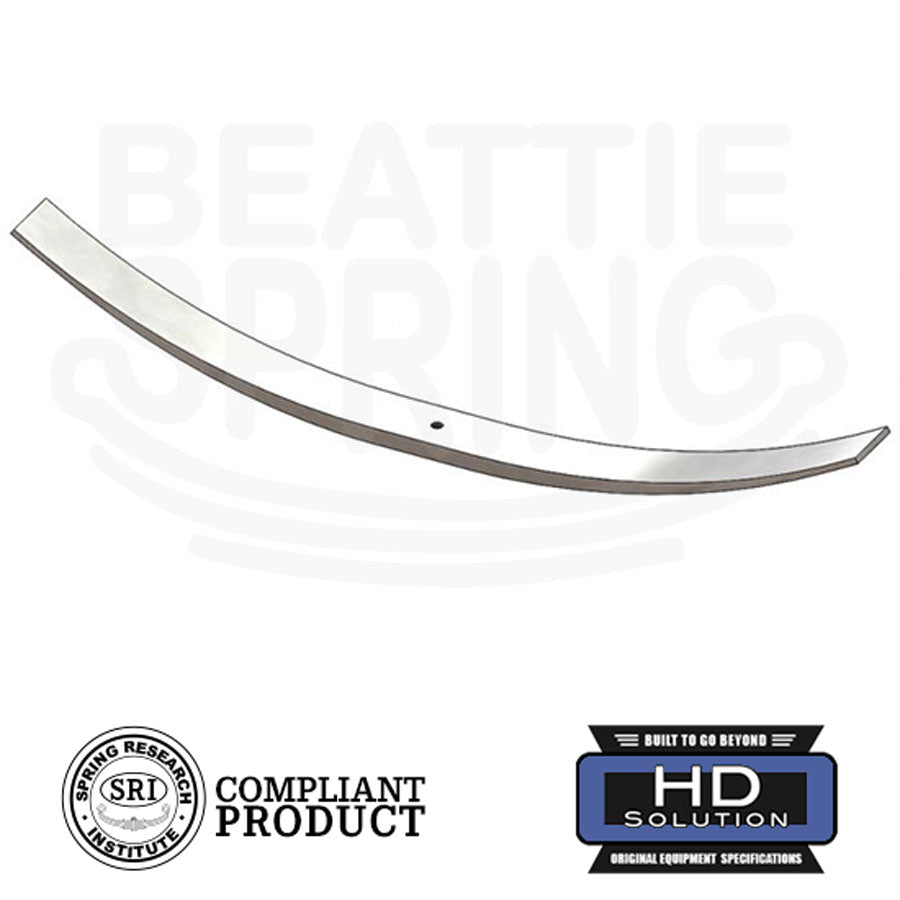 Ford - F-450/F-550 SuperDuty - Heavy Duty Helper Main Leaf Spring 1999 - 2004 (Rear, 1 Leaf)