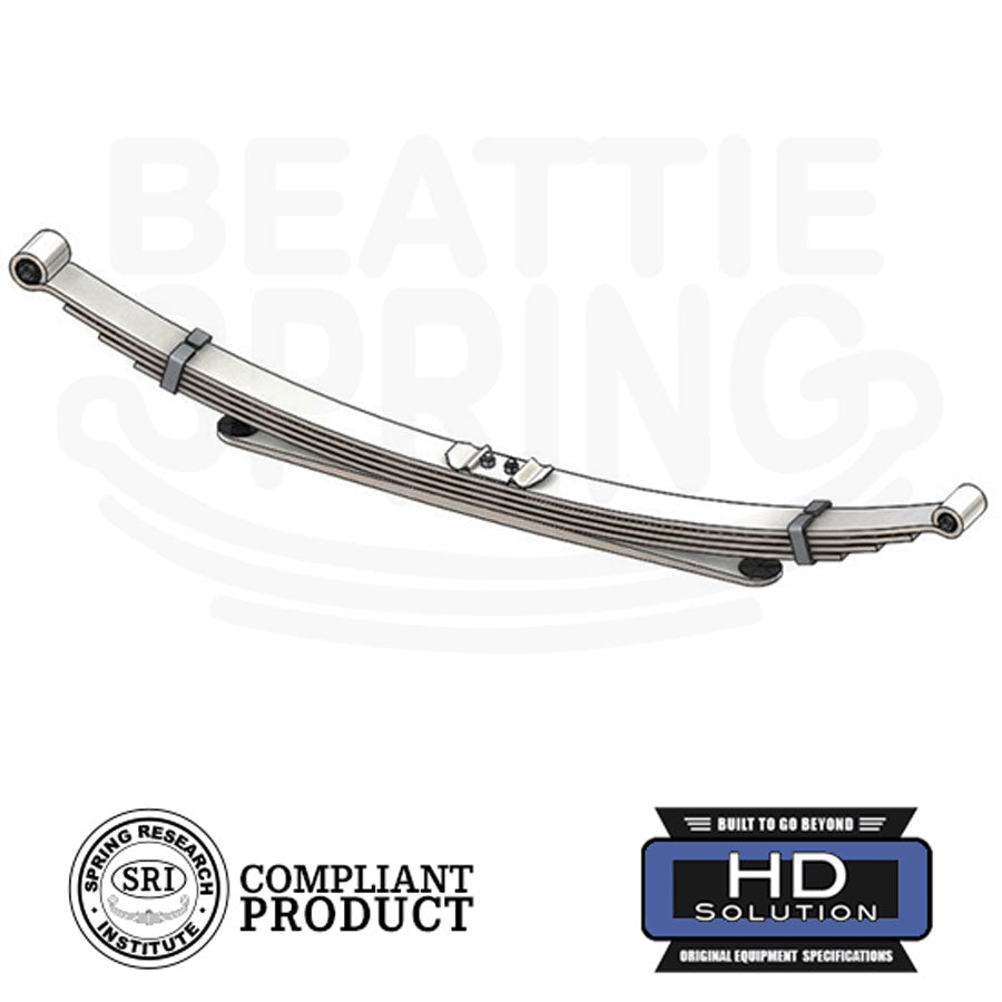Ford - F-150 - Leaf Spring (Rear, 5 Leaves, Heavy Duty) 2009 - 2014