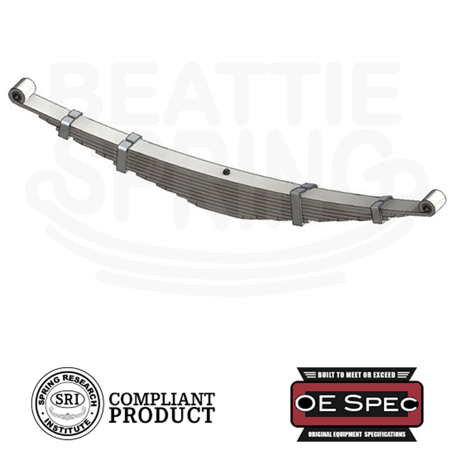 Ford - E-250 E-350 Econoline - Leaf Spring (Rear, 10 Leaves)