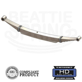 Ford - F-350 - Heavy Duty Leaf Spring (Front, 7 Leaves)