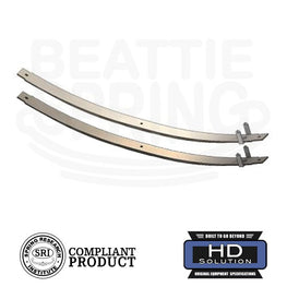 Ford - F-250/F-350 Superduty/Excursion -Leaf Springs (Front, Add A Leaf, Heavy Duty) (Pair)