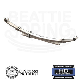 Toyota - Tacoma/Prerunner - Leaf Spring (Rear, 4 Leaves, Heavy Duty)