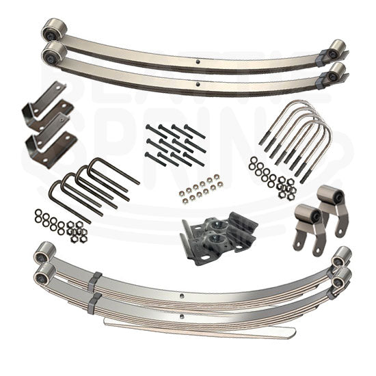 99 - 07 Ford F-250/F-350 SuperDuty Suspension Kit Builder ($99 Flat Rate Shipping)