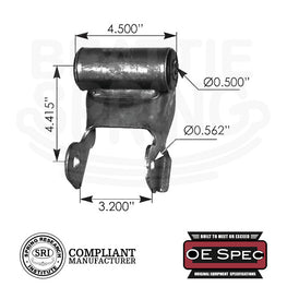 Chevy GMC - Astro/Safari - Leaf Spring Shackle