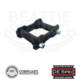 Ford Mercury - Fairlane/Comet/Maverick - Shackle Kit for Rear Leaf Springs