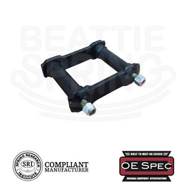 Dodge Plymouth - Dart/Barracuda - Shackle Kit for Rear Leaf Springs