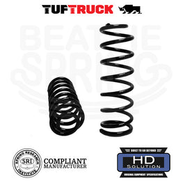 "Dodge - Ram 1500 - 2"" Lowering Coil Springs + Shocks (Rear, Heavy Duty)"