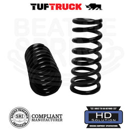 Dodge - Ram 2500/3500 - Variable Rate Lift Coil Springs (Front, Heavy Duty)