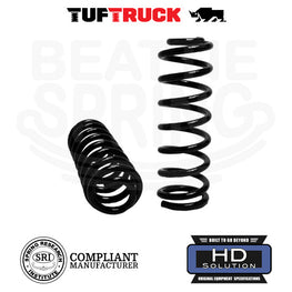 Dodge - Ram 1500 - Coil Springs (Rear, Extra Heavy Duty)