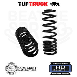 Dodge - Ram 1500 - Variable Rate Coil Springs (Rear, Heavy Duty)
