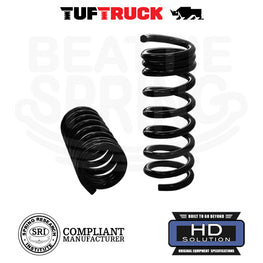 Dodge - Ram 2500/3500 - Coil Springs (Front, Heavy Duty, Lift)