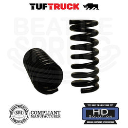 Dodge - Ram 2500/3500 - Coil Springs (Front, Extra Heavy Duty, Lift)