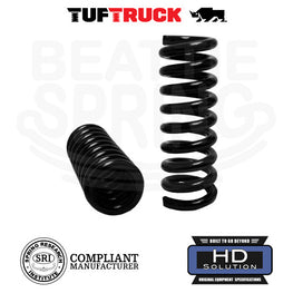 Chevy GMC - G3500/G4500 - Coil Spring Kit w/Shocks & BumpStops (Front, Extra Heavy Duty)