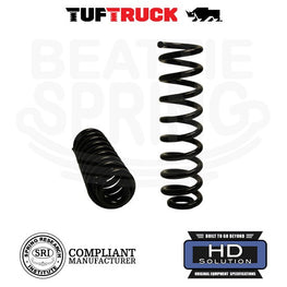"Ford - F-250/F-350 - 2"" Lift Coil Springs (Front, Heavy Duty)"