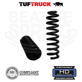 "Ford - F-350/F-450/F-550 - 2"" LIFT Coil Springs (Front, Extra Heavy Duty)"
