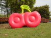 Image of Giant Inflatable Cherry Pool Float