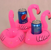 Image of Inflatable Flamingo Drink Holder - 1 Piece