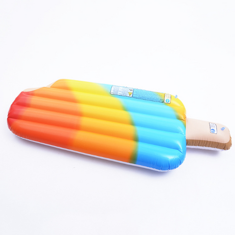 Colorful Ice Cream Pool Float