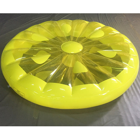 Lemon Slice Pool Float 160cm